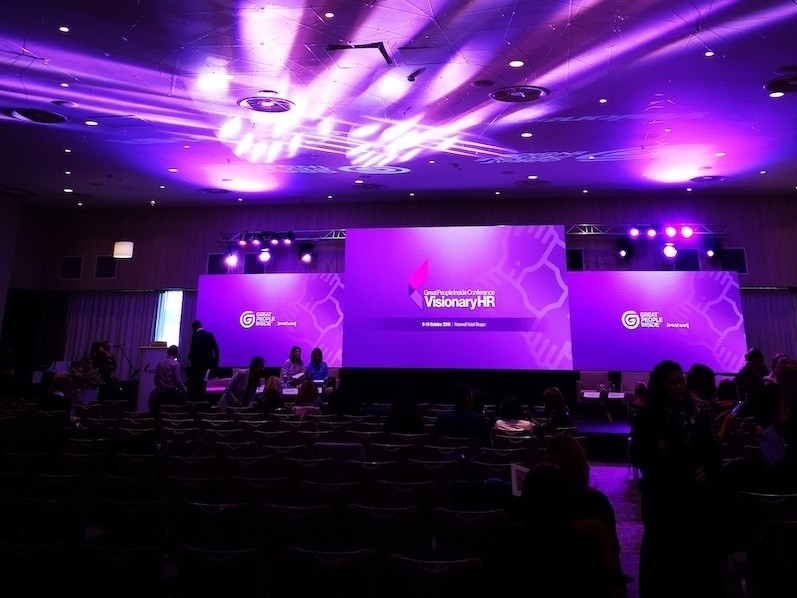 Visionary HR Conference and The Inner View